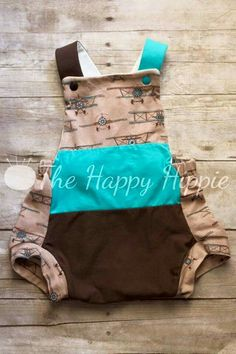 The Happy Hippie 6m summer shorts romper