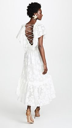 2b4a8fda845820 Ulla Johnson Mildred Dress Ulla Johnson Dress, 15 Dresses, Spring Dresses,  Whimsical Fashion