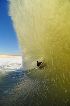 Supertubos beach, Surf, Peniche, Portugal