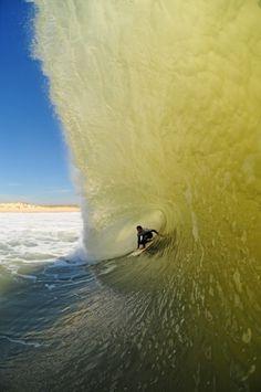 Supertubos beach, Surf, Peniche, Portugal