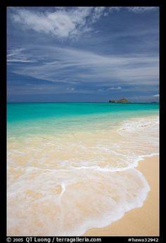 Waimanalo Beach   II   Oahu island, Hawaii
