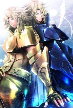 Gemini Saga - Kanon