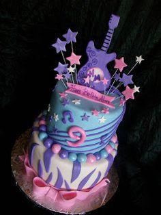 The Rock Wit Birthday Cake