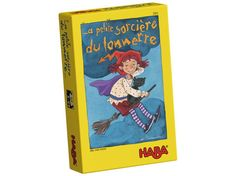 La petite sorcière du tonnerre #sorciere #jeu,société #mémoire