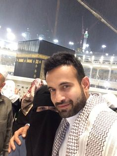 Indian Cricketer Irfan Pathan Ties Knot With Jeddah Beauty Safa Baig!