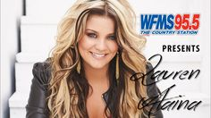 Lauren Alaina's performance in the WFMS Acoustic Lounge. #LAradioTour (July 2015)