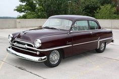 Had one of these for awhile...1954 Plymouth...during my high school years...