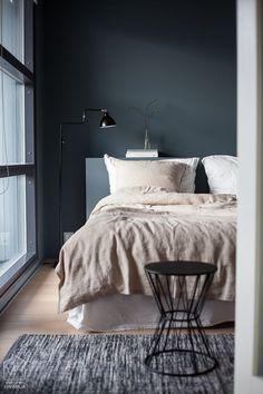 Home Bedroom, Modern Bedroom, Bedroom Decor, Bedroom Inspo, Bedroom Ideas, Bedrooms, Home Design, Home Interior Design, Stil Inspiration