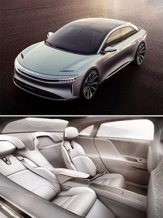 Led by a former member of the Tesla tech team, California-based Lucid Motors has just unveiled their first car. The Air is a fully electric luxury sedan that boasts a 400-mile range and snaps from 0-60 in just 2.5 seconds. The vehicles will be built in Arizona and hit the market in 2018. Pricing should be squarely north of $100k.
