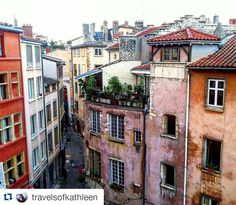 #Repost @travelsofkathleen with @repostapp  Follow back for travel inspiration and tag your post with #talestreet to get featured.  Join our community of travelers and share your travel experiences with fellow travelers atHttp://talestreet.com  Rooftops of Vieux Lyon.  #vieuxlyon #travelerinfrance #lyon #wanderlust #traveltheworld #liveagreatstory #travelsofkathleen #tlpicks #travel #travelbug #travelous #traveling #travelogue #travelography #traveladdict #travellove #travelawesome…