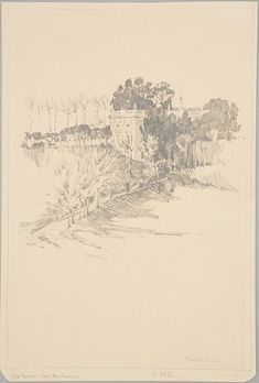 From the Harvard Art Museums' collections Villa Pamphili from the Gianicolo, Rome, Italy Harvard Art Museum, Sketch Inspiration, Rome Italy, Museums, Art Sketches, Masters, Contemporary Art, Landscapes, Villa