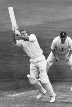The Wisden Cricketer of the Year South African Colin Bland at. News Photo - Getty Images India Cricket Team, World Cricket, Play N Go, Sports Stars, Sports Humor, Rugby, South Africa, All About Time, African