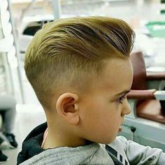 Boy Hairstyles 43 Trendy And Cute Boys Hairstyles For 2018  Pinterest  Toddler