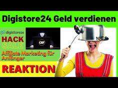 Affiliate Marketing für Anfänger 🔥 Digistore24-Geld verdienen-Hack 📥 [Michael Reagiertauf] - YouTube