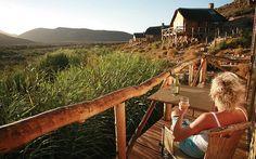 Safari vlakbij Kaapstad