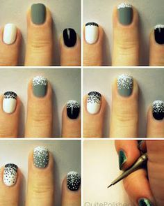 [ad#ad_2]  Nail art is a popular fashion among girls especially teenagers who like to paint their nails in a new way every time. Tutorials are made by the exp