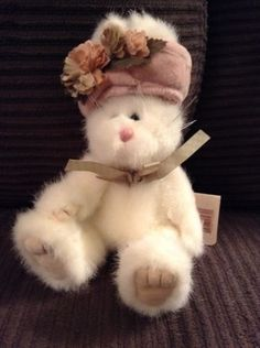 NWT-BOYDS-BEARS-034-PIPER-LAPINE-034-JOINTED-6-034-PLUSH-BUNNY-RABBIT-918430