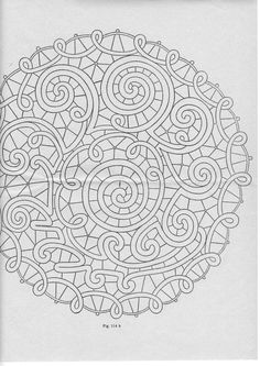 Best 12 Romanian point lace (note to self: would also be awesome embroidery pattern Bobbin Lace Patterns, Crochet Doily Patterns, Tatting Patterns, Embroidery Patterns, Russian Crochet, Irish Crochet, Crochet Lace, Crochet Doilies, Bruges Lace