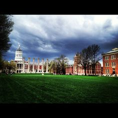 The mizzou campus doesn't look half bad... #wherewebelong