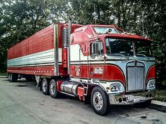 Bj & The Bear K100 Kenworth