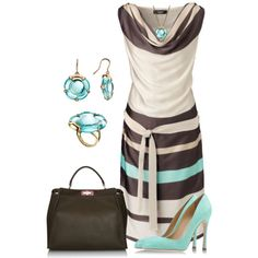 12/15/14 by marisol-menahem on Polyvore featuring Sergio Rossi, Fendi and Baccarat