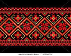 Patrones A Punto De Cruz Fotos en stock, Patrones A Punto De Cruz Fotografía en stock, Patrones A Punto De Cruz Imágenes de stock : Shutterstock.com