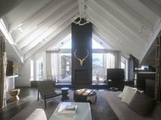 Alpine Glam: Modern Mountain Retreats