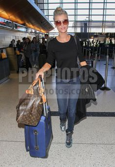 Joanna Krupa Sighted at LAX Airport in Los Angeles on February 22 2017