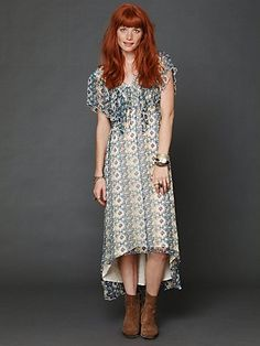 Season of the Witch Dress #freepeople