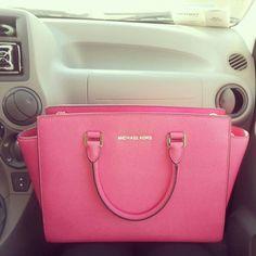 Pink Michael Kors ♡