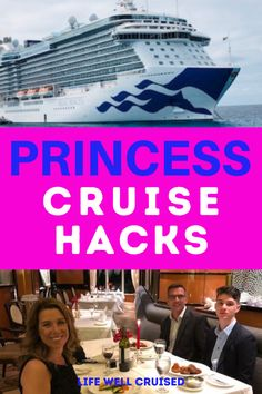 The tips, hacks and secrets to cruising with Princess Cruises. Save money on your cruise, get extras on board, find the best free food and drinks and more! #princesscruises #cruise #cruisetips #cruisehacks #travelhacks Cruise Reviews, Cruise Outfits, Princess Cruises, Cruise Tips, Free Food, Saving Money, Travel Tips, Ocean, Hacks
