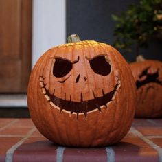 Incredibly detailed pumpkin carving stencils for the best jack-o-lantern ever