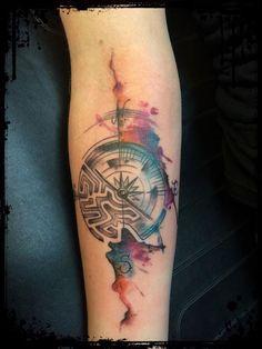 """2015 march 28: pinned by V. Varum - 102 repins on """"Tattoo Ideas"""" (community board by Jags Shorts) zöröh (sarah jäckel) - nürnberg / garmisch-partenkirchen (germany)"""