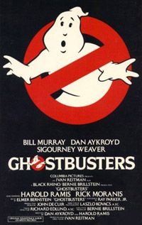 Ghost Busters - There is nothing like putting the soundtrack of this on the car stereo and driving around town with the windows down!