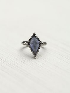 Free People Diamond Night Ring on Wanelo
