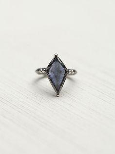 Free People Diamond Night Ring on Wanelo