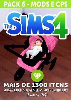 Toddler Bounce Chair for The Sims 4   Sims 4   Sims, Sims ...