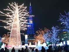 Sapporo Snow Festival, Sapporo, Japan (February 2009)