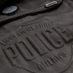 SS14 Denim Detail #883police #denim #jeans #detail
