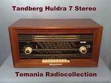 Tandberg Huldra 7 - 41 Section Teak Model