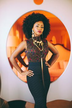 Snapshot: Teyonah Parris for Bright Ideas Magazine