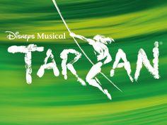 Tarzan Musical Logo