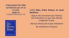 Leçon 117 - Énoncé et pratique by Pierrot Caron via slideshare