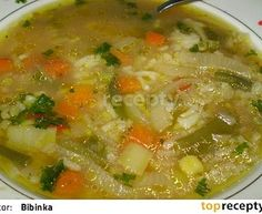 Polévka s nádechem Thajska Veggie Soup, Cheeseburger Chowder, Salsa, Veggies, Ethnic Recipes, Soups, Eat, Food, Vegetable Recipes