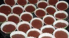 Recette : Bouchée de chocolat sucré et salé.