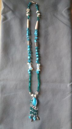 Creativly wired and beaded by me!