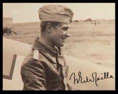 Hans-Joachim Marseille (13 December 1919–30 September 1942) was a Luftwaffe fighter pilot and flying ace during World War II.