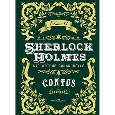 Livro - Sherlock Holmes - Coleção Contos - Vol. 2 - R$ 91,72