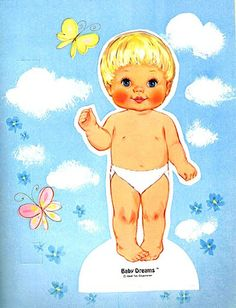 Paper Dolls~Baby Dreams - Bonnie Jones - Picasa Web Albums