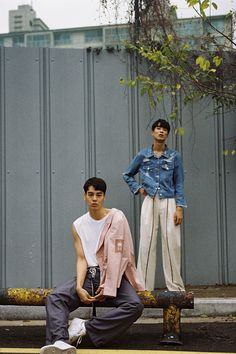 New Kids on the Block Part 1 by Jang Yoong  http://fashiongrunge.com/2015/11/24/new-kids-on-the-block-by-jang-yoong/